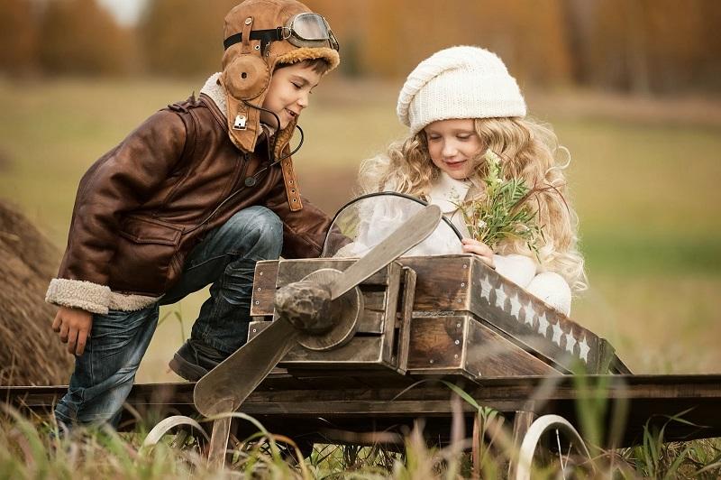 Закономерности развития пространственных представлений у детей